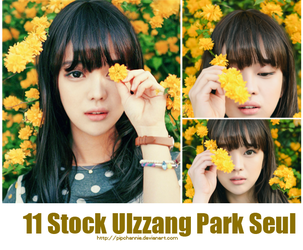 [Stock] 11 Stock Ulzzang Park Seul by pipchannie