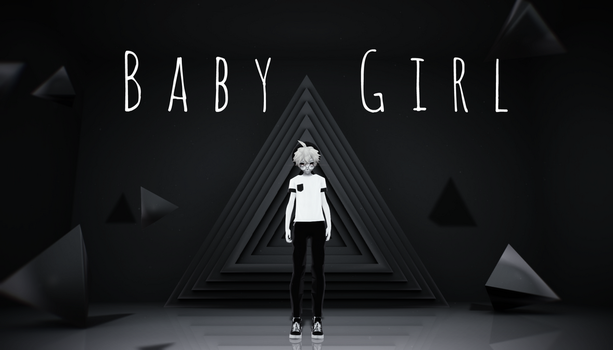 MMD SMNM - Baby Girl (+Motion DL) by Auremei