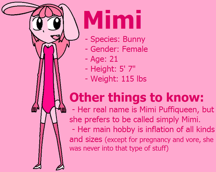 Mimi Reference 2013 by Ambipucca
