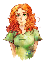 Clary Fray by IncubusGrave