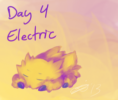 Day4 Electric by LoveBobu