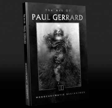 ART OF PAUL GERRARD VOL 1 by Sallow