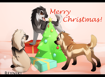 Christmas Preparations by Reyniki