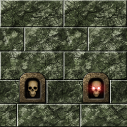 Green Brick with Skull Switch by Hoover1979