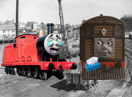 Shed 17 Breakdown: James by culdeefan4