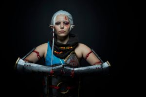 Prideful Captain - Impa by FantasticLeo