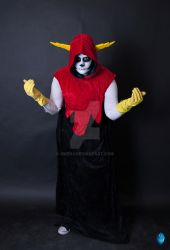 Lord Hater: Number one Superstar by SweBJ