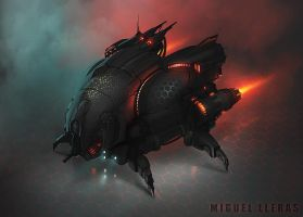 Fly ship... by Miggs69