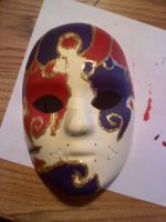 Main Mask WIP3 by CrimsonStrife
