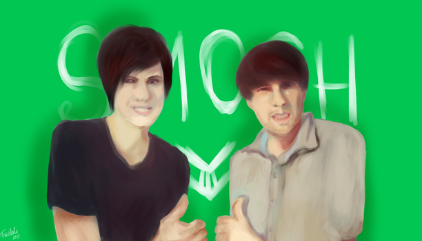 SMOSH by Faidali