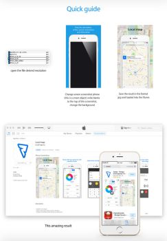 Generate preview for iTunes and App Store  by theanthnonyrich