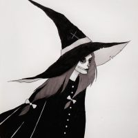 Undertaker Witch by arnaerr