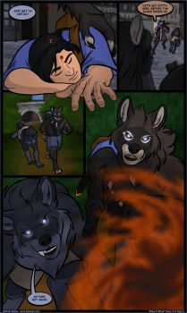 The Realm of Kaerwyn Issue 13 Page 8 by JakkalWolf