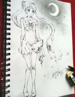 Sailor Moon by Miyasaki-Kogaji