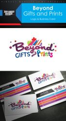 Beyond Gifts and Prints Branding by rixlauren