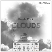 Cloud Brushes by TheSiilak by MartinSiilak