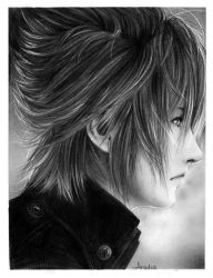 Prince Noctis by Anadia-Chan