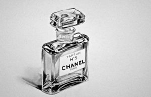 Drawing: Chanel by Venis-Ivy
