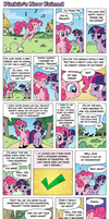 Pinkie's New Friend by SchizoPie