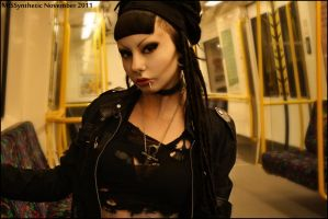 MISSynthetic Tales From The Gothic by MISSynthetic