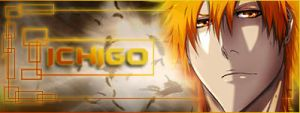 New signature of Bleach by IchIg0360