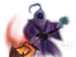 Jax Quick Draw by Andrew-Stealfh