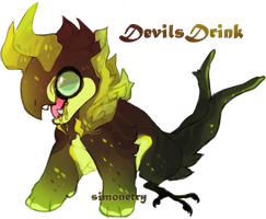 Devils drink JR - CLOSED by Simonetry