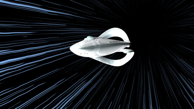 Daz Vanishing Point The Orville Hyperspace 1 by anthsco