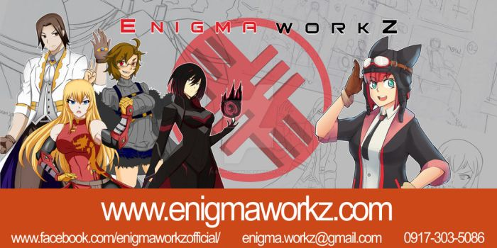 Enigmaworkz website by EnigmaWorkz