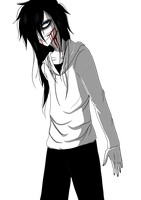 Jeff the killer by Lofi-Senpai