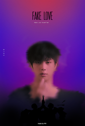 FAKE LOVE posters by mindofme