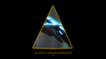 The Force Awakens For Over A Thousand Generations by DiggerEl7