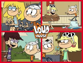 The Loud House - Happiness and Love by Bart-Toons