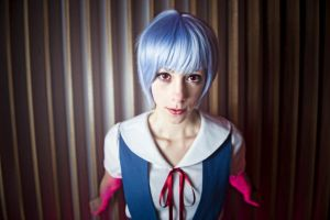 Ayanami Rei - What your eyes can't see by Shiroiaisu