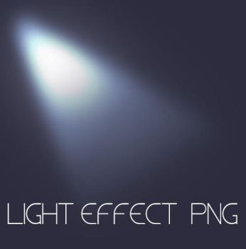 Light effect in png - use free by TheArtist100