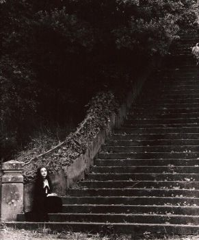 Old Stairway by BeccyBex