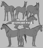 Sealle's TB Lineart Pack by sealle