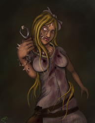 Corrupted toothfairy by Twistedpr3lude