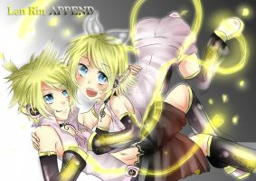 Kagamine Append by Prissy99