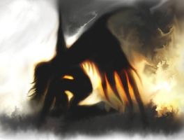 Angel of death 2 by SeanD1986