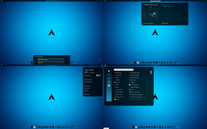 Black and Blue V3.6 by CraazyT