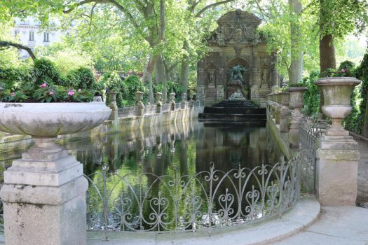 Jardin du Luxembourg Stock 13 (private use) by Malleni-Stock