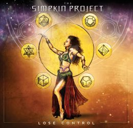 Simpkin Project Lose Control Single Album Art by Cameron-Schuyler