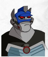 Optimus Primal by BillForster
