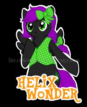 Helix Wonder Shirt by HelixWonder