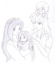 Family Portrait by alisterbabeh2006