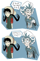 Don't Starve: The Cold by AretMaw