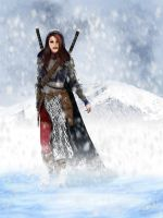 The Frozen North by ArrowFish