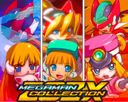 Megaman Collection - ZCZX by htomelody