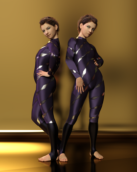 The Amazing Volkovskaya Sisters! (And Trivia Time) by Filter-GX